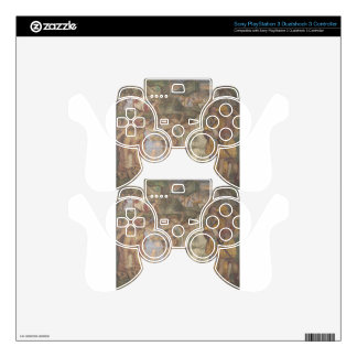 The Triumph of Chastity - Love Disarmed and Bound Decal For PS3 Controller