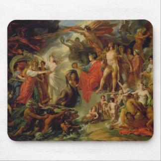 The Triumph of Civilization, c.1794-98 Mouse Pad