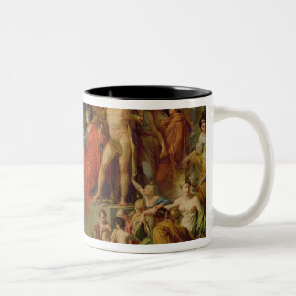The Triumph of Civilization, c.1794-98 Two-Tone Coffee Mug