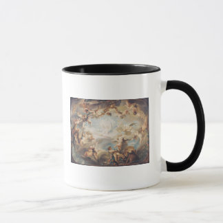 The Triumph of Cupid over all the Gods, 1752 Mug