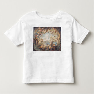 The Triumph of Cupid over all the Gods, 1752 Toddler T-shirt