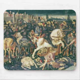 The Triumph of David and Saul, c.1445-55 Mouse Pad