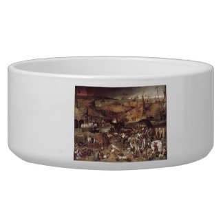 The Triumph of Death by Peter Bruegel Bowl