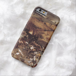 The Triumph of Death by Peter Bruegel Barely There iPhone 6 Case