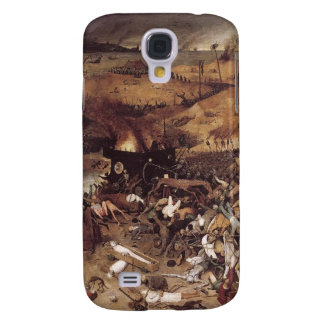 The Triumph of Death by Peter Bruegel Galaxy S4 Cover