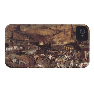 The Triumph of Death by Peter Bruegel iPhone 4 Covers