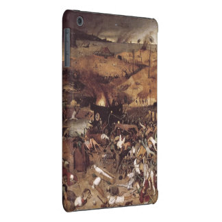 The Triumph of Death by Peter Bruegel iPad Mini Cover