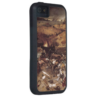 The Triumph of Death by Peter Bruegel iPhone 5 Cover