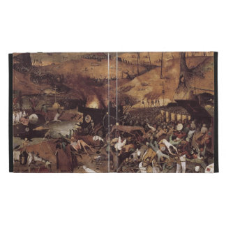 The Triumph of Death by Peter Bruegel iPad Folio Cover