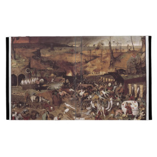 The Triumph of Death by Peter Bruegel iPad Folio Cases
