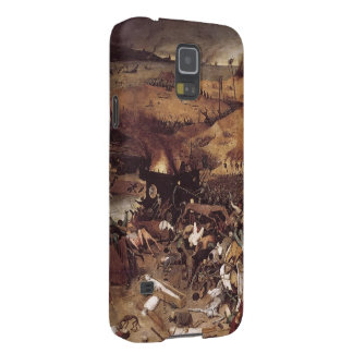 The Triumph of Death by Peter Bruegel Galaxy S5 Covers