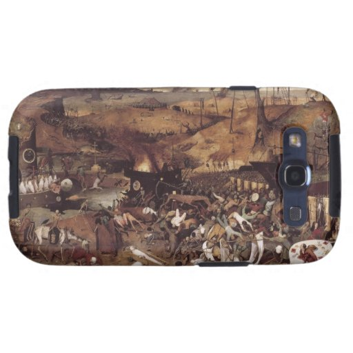 The Triumph of Death by Peter Bruegel Samsung Galaxy S3 Covers