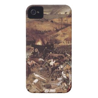 The Triumph of Death by Peter Bruegel Case-Mate iPhone 4 Case
