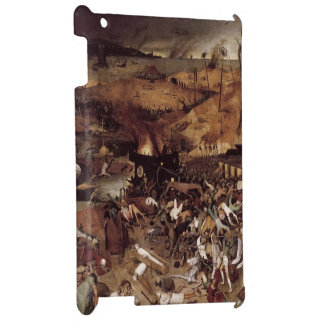 The Triumph of Death by Peter Bruegel iPad Cover