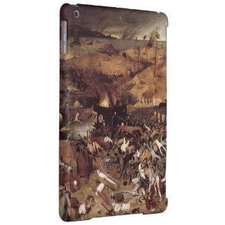 The Triumph of Death by Peter Bruegel iPad Air Case
