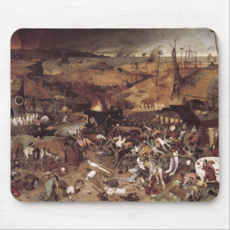 The Triumph of Death by Peter Bruegel Mouse Pad