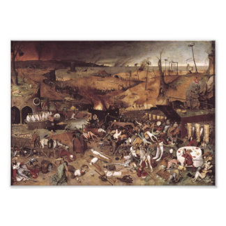 The Triumph of Death by Peter Bruegel Photo Print