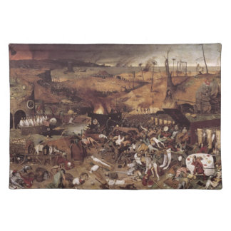 The Triumph of Death by Peter Bruegel Placemat