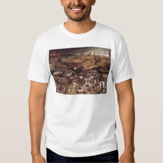 The Triumph of Death by Peter Bruegel T-Shirt