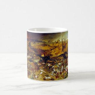 The Triumph of Death by Pieter Bruegel the Elder Coffee Mug