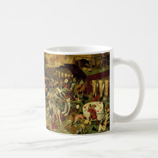 The Triumph of Death, c.1562 (oil on panel) Coffee Mug