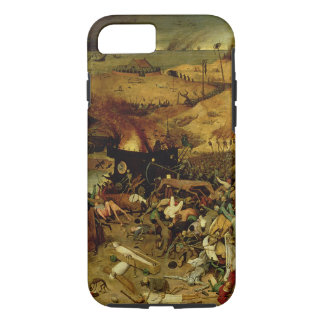 The Triumph of Death, c.1562 (oil on panel) iPhone 8/7 Case