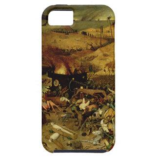 The Triumph of Death, c.1562 (oil on panel) iPhone SE/5/5s Case