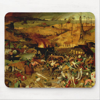 The Triumph of Death, c.1562 (oil on panel) Mouse Pad