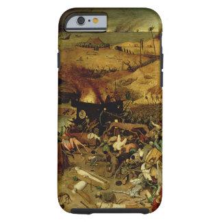 The Triumph of Death, c.1562 (oil on panel) Tough iPhone 6 Case