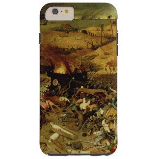 The Triumph of Death, c.1562 (oil on panel) Tough iPhone 6 Plus Case