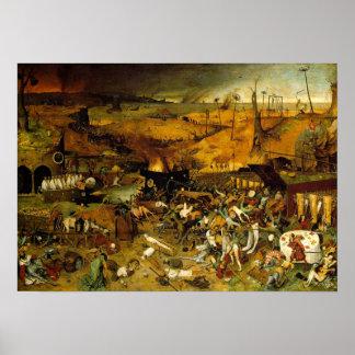 The Triumph of Death Print