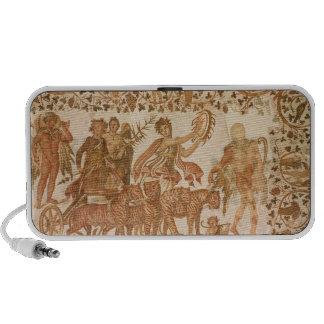 The Triumph of Dionysus iPod Speaker