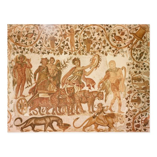The Triumph of Dionysus Postcard