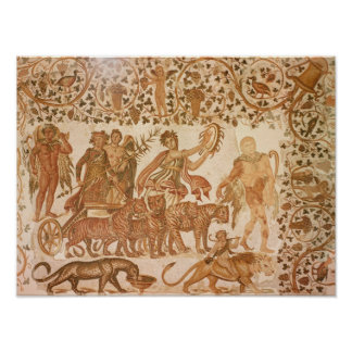 The Triumph of Dionysus Poster