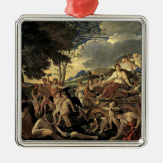 The Triumph of Flora, c.1627-28 Metal Ornament