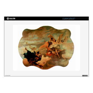 """The Triumph of Fortitude and Sapiency by Giovanni 15"""" Laptop Decals"""