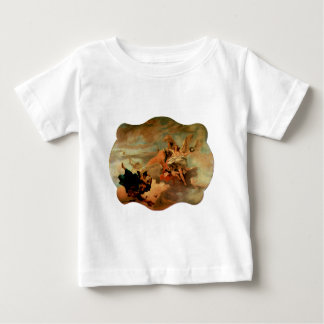 The Triumph of Fortitude and Sapiency by Giovanni Baby T-Shirt