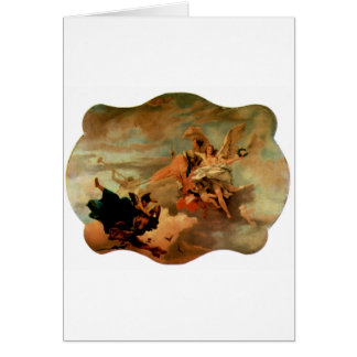 The Triumph of Fortitude and Sapiency by Giovanni Card