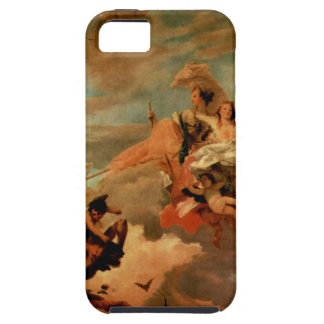The Triumph of Fortitude and Sapiency by Giovanni iPhone SE/5/5s Case