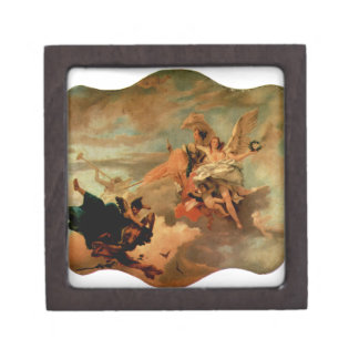 The Triumph of Fortitude and Sapiency by Giovanni Jewelry Box
