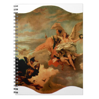 The Triumph of Fortitude and Sapiency by Giovanni Notebook