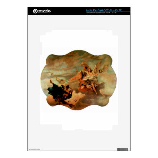 The Triumph of Fortitude and Sapiency by Giovanni Skin For iPad 3