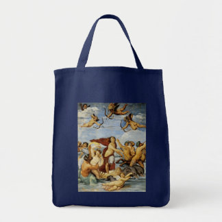 The Triumph of Galatea Grocery Tote Bag