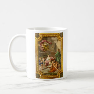 The Triumph of History over Time by Anton R Mengs Coffee Mug