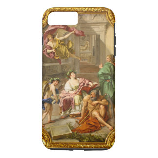 The Triumph of History over Time by Anton R Mengs iPhone 8 Plus/7 Plus Case