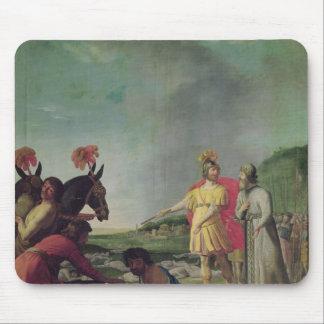 The Triumph of Judas Maccabeus Mouse Pad