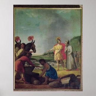 The Triumph of Judas Maccabeus Poster