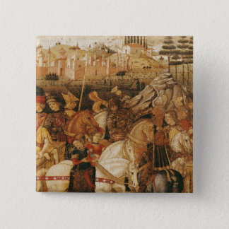 The Triumph of Julius Caesar Button