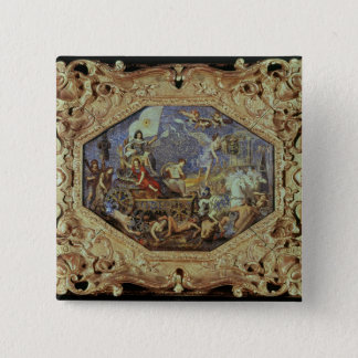 The Triumph of Louis XIII  over Enemies Button
