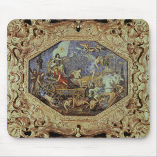 The Triumph of Louis XIII  over Enemies Mouse Pad